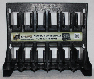 AR-15 Mag Holder Single Unit