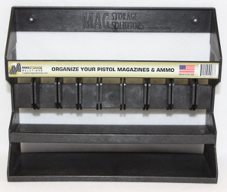 Pistol Mag Holder Single Unit